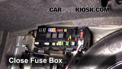 interior fuse box location: 2006-2010 dodge charger - 2008 dodge charger se  2 7l v6