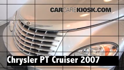 2007 Chrysler PT Cruiser Limited 2.4L 4 Cyl. Review