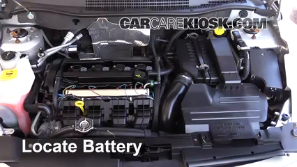 2007 Dodge Caliber SXT 2.0L 4 Cyl. Battery Jumpstart