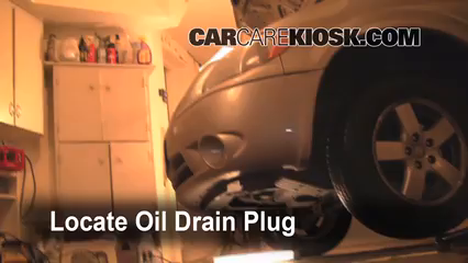 2007 Dodge Grand Caravan SXT 3.8L V6 Oil Change Oil and Oil Filter