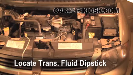 chrysler town  country transmission fluid capacity