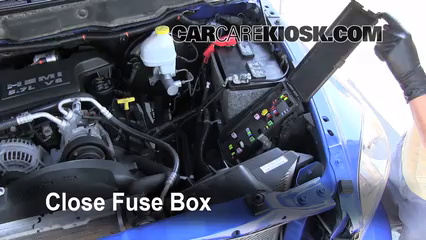 replace a fuse 2006 2008 dodge ram 1500 2007 dodge ram 1500 rh carcarekiosk com 2006 dodge ram fuse box problems 2006 dodge ram fuse box location