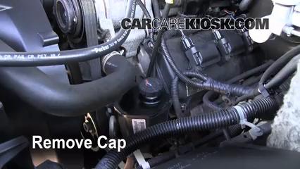 2006 dodge ram power steering fluid capacity