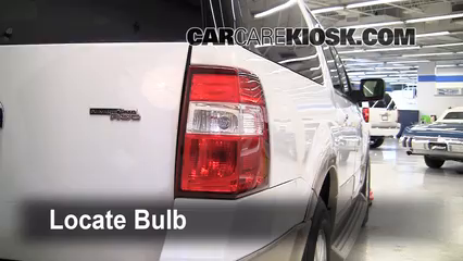 2007 Ford Expedition EL Eddie Bauer 5.4L V8 Luces