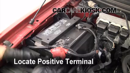 How To Jumpstart A 2004 2008 Ford F 150 2007 Ford F 150 Xl