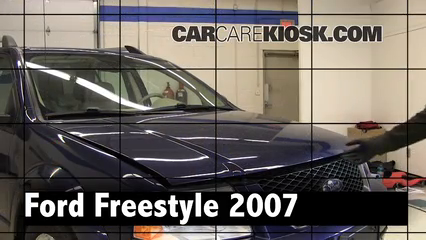 2007 Ford Freestyle Limited 3.0L V6 Review