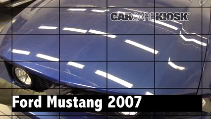 2007 Ford Mustang GT 4.6L V8 Coupe Review