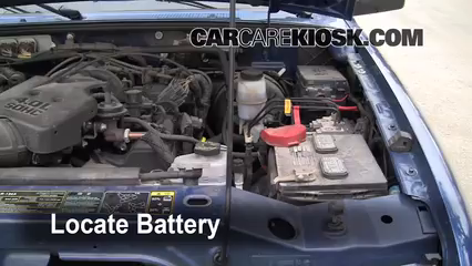 2007 Ford Ranger FX4 4.0L V6 (4 Door) Battery