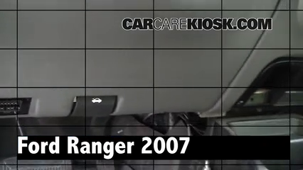 2007 Ford Ranger FX4 4.0L V6 (4 Door) Review
