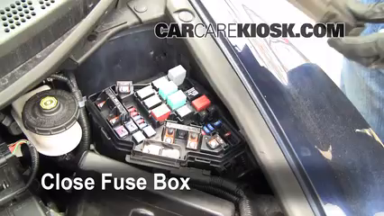 Replace a Fuse 2006 2011 Honda Civic 2007 Honda Civic