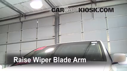 Front Wiper Blade Change Honda Odyssey (2005 2010)