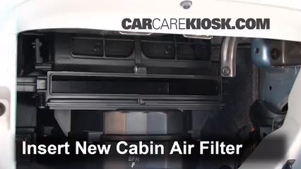 2006 2011 Hyundai Accent Cabin Air Filter Check 2007