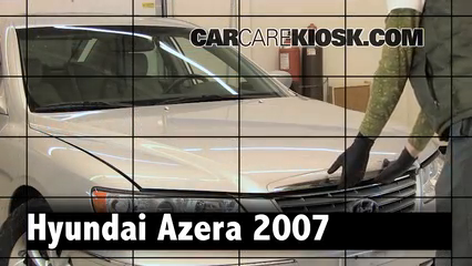 2007 Hyundai Azera SE 3.8L V6 Review