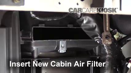 a230e6cda7 Cabin Filter Replacement: Infiniti QX56 2004-2010 - 2005 Infiniti ...