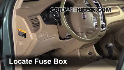 Fuse Interior Part 1 interior fuse box location 2005 2009 hyundai tucson 2007 kia sportage 2012 fuse box diagram at crackthecode.co