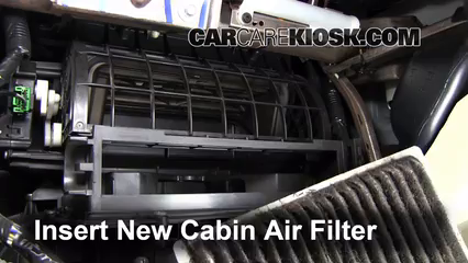 2007-2015 Lincoln MKX Cabin Air Filter Check - 2007 ...