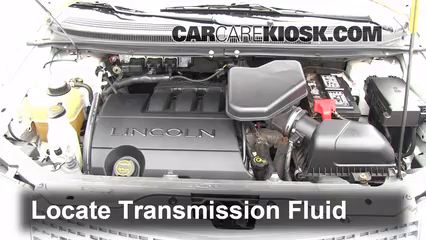 2007 Lincoln MKX 3.5L V6 Transmission Fluid Fix Leaks