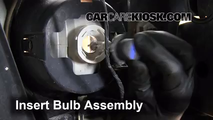 fog light replacement 2006 2015 lincoln mark lt 2007 lincoln mark 2007 dodge nitro fuse diagram 6 replace bulb procedures to replace the new bulb