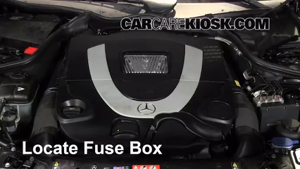 blown fuse check 2003 2009 mercedes benz clk550 2007 mercedes benz 2012 Mercedes CLK550 2007 mercedes benz clk550 5 5l v8 convertible (2 door) fuse (engine