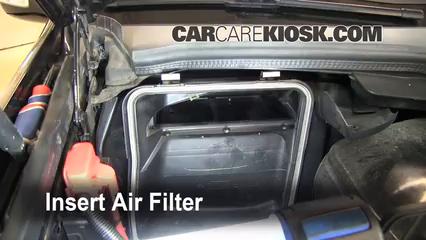 2012-2015 Mercedes-Benz ML350 Cabin Air Filter Check - 2013 Mercedes