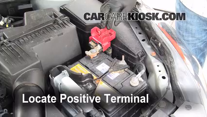 How to Jumpstart a 2007-2013 Nissan Altima - 2007 Nissan ...