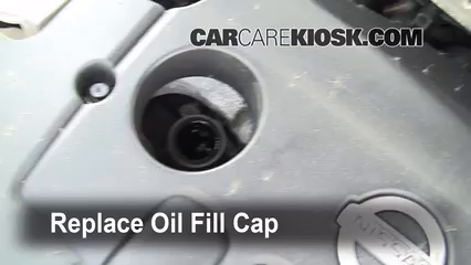 2003 nissan altima fuel filter change