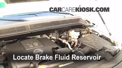 Adding Brake Fluid >> Add Brake Fluid 2004 2015 Nissan Titan 2007 Nissan Titan