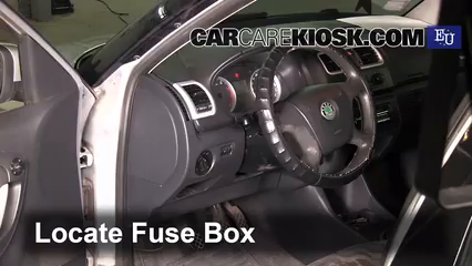 Fuse Interior Part 1 interior fuse box location 1993 2015 skoda roomster 2007 skoda skoda fabia fuse box location at nearapp.co