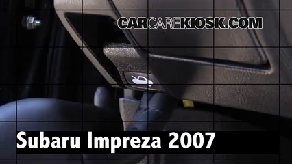 2007 Subaru Impreza 2.5i 2.5L 4 Cyl. Sedan Review