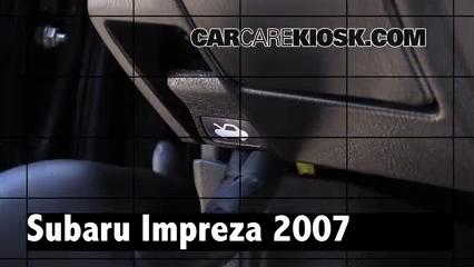 CarCareKiosk All Videos Page - Subaru Impreza 2007