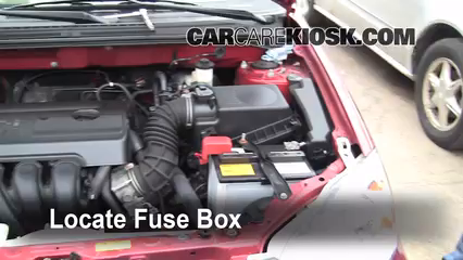2007 Toyota Corolla CE 1.8L 4 Cyl. Fuse (Engine) Replace