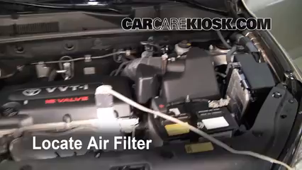 2007 Toyota RAV4 2.4L 4 Cyl. Air Filter (Engine)
