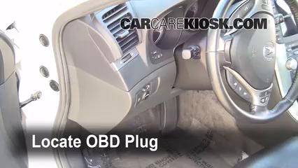 2007 Acura TL 3.2L V6 Lumière « Check engine » du moteur