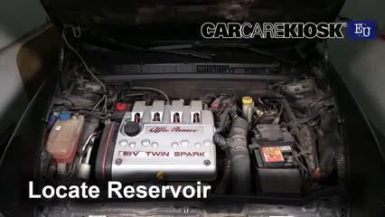 2007 Alfa Romeo 147 T.Spark 1.4L 4 Cyl. Liquide essuie-glace