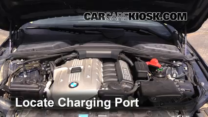 2007 BMW 525i 3.0L 6 Cyl. Climatisation