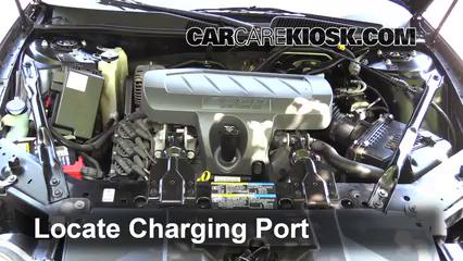 2007 Buick LaCrosse CXL 3.8L V6 Air Conditioner