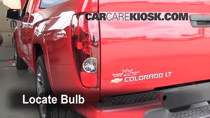 2007 Chevrolet Colorado LT 3.7L 5 Cyl. Crew Cab Pickup (4 Door) Éclairage