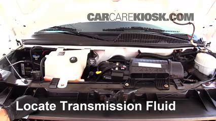 2007 Chevrolet Express 3500 LS 6.0L V8 Standard Passenger Van (3 Door) Transmission Fluid