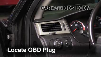 2007 Chevrolet Impala SS 5.3L V8 Check Engine Light Diagnose