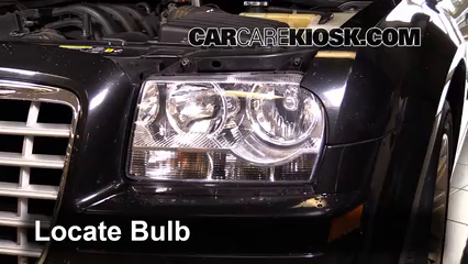 2007 Chrysler 300 2.7L V6 Éclairage Feux de stationnement