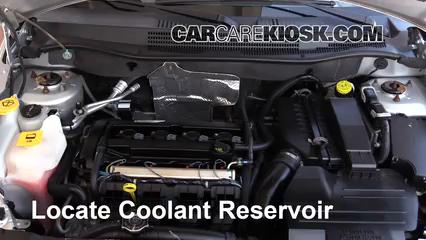 2007 Dodge Caliber SXT 2.0L 4 Cyl. Antigel (Liquide de Refroidissement)