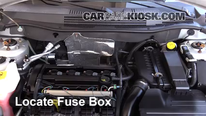 2007 Dodge Caliber SXT 2.0L 4 Cyl. Fusible (intérieur)