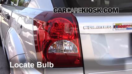 2007 Dodge Caliber SXT 2.0L 4 Cyl. Éclairage