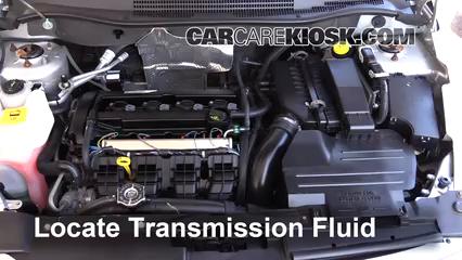 2007 Dodge Caliber SXT 2.0L 4 Cyl. Liquide de transmission