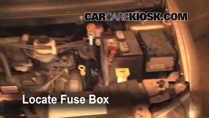 2007 Dodge Grand Caravan SXT 3.8L V6 Fuse (Engine)