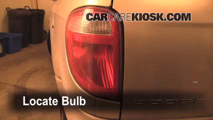 2007 Dodge Grand Caravan SXT 3.8L V6 Lights