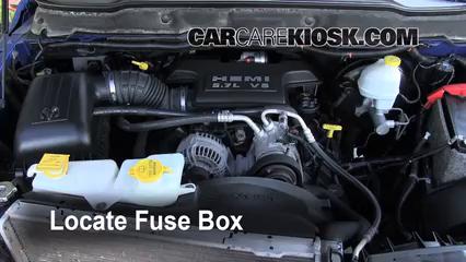 2009 Dodge Ram 1500 SLT 5.7L V8 Crew Cab Pickup (4 Door) Fuse (Engine)