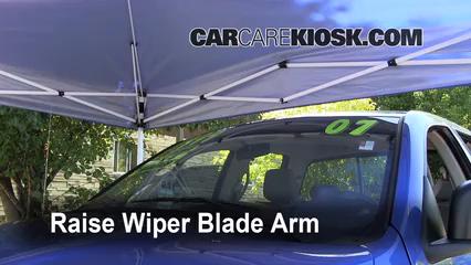 2007 Dodge Ram 1500 Laramie 5.7L V8 Extended Crew Cab Pickup Windshield Wiper Blade (Front)