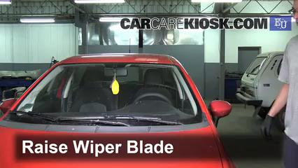 2007 Fiat Grande Punto Active 1.2L 4 Cyl. Windshield Wiper Blade (Front)