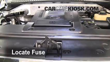2007 Ford Expedition EL Eddie Bauer 5.4L V8 Fusible (motor)